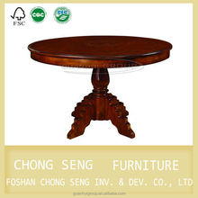 DT3002 Foshan furniture Antique original design wooden kitchen dining tables