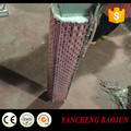 Industrial steel plate with ceramic heating element
