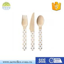 Christmas Gift standard size high quality lunch box cutlery set in rainbow colors