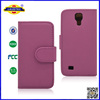 2014 New Arrival Stand Wallet Leather Flip Case Cover for Samsung Galaxy S4 Mini