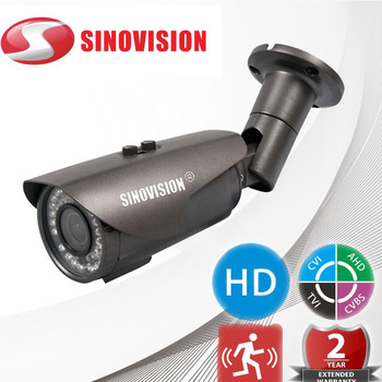 video surveillence camera ahd camera 2.0mp night vision infrared