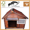 wholesale wooden low price small dog house with high quality
