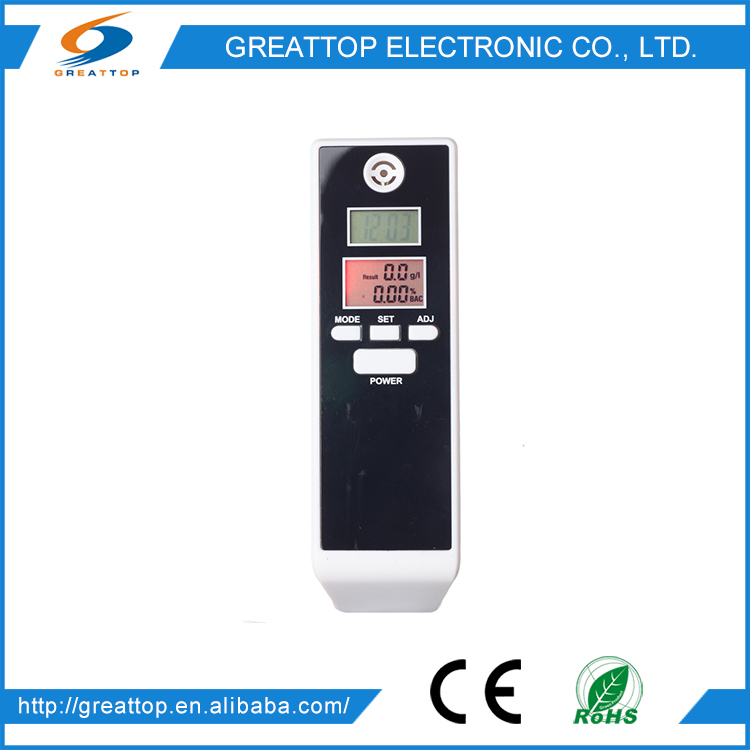 Wholesale Low Price High Quality Breath Alcohol Tester With Mouthpiece