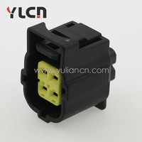 4 pin female Tyco auto connector