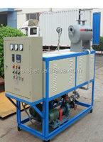 horizontal italian industrial electrical thermal oil heater