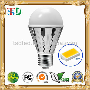 CE Approved SMD 5630 Samsung 5W LED Bulb Lamp