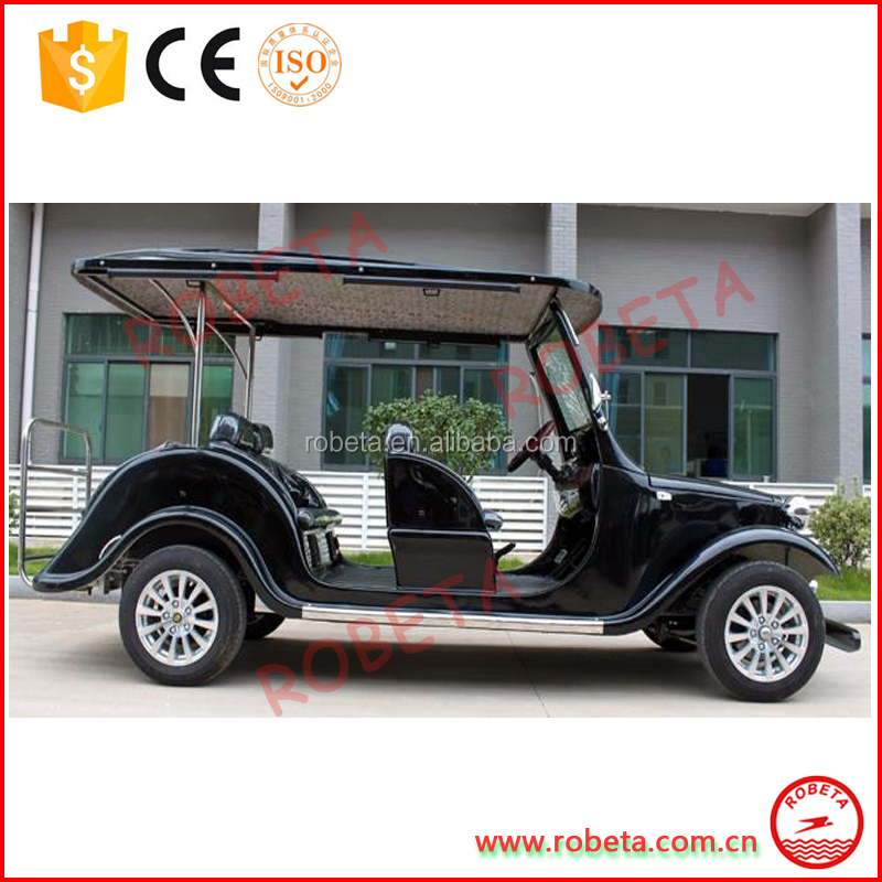 Battery Operated cheap electric car/6 Passenger Sightseeing Car
