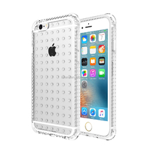 Crystal Armor ShockProof TPU Case For iPhone 6S / 6 / 6 Plus/ 6S Plus / 5SE TPU Case