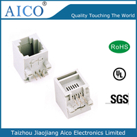 china manufacturer free sample wholesale rj11 female modular jack