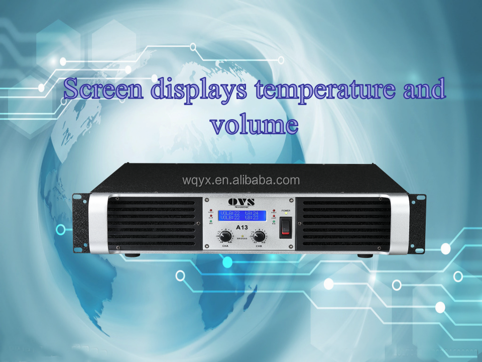 large power amplifier , good price professional power amplifier
