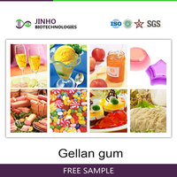 food additive high quality best price High acyl low acyl Chinese gellan gum suppliers