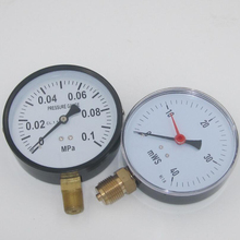 High Quality Bourdon Tube Price Of Hydraulic Water Pressure Gauge