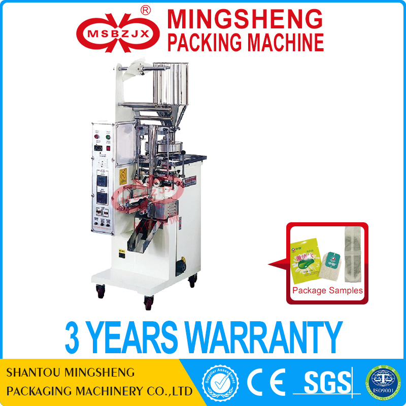 JX004 Automatic double chamber tea bag packing machine manufacturer machine