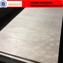Raw poplar plywood for sofa frame