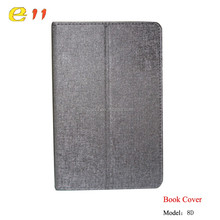 8D tablet case 8 inch android book cover