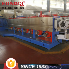 High speed rubber vulcanization extruder for electrical cable
