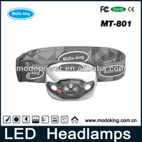 LED Headlight Head Flash Light Head Torch Light For Bicycle