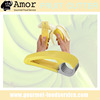 Chips slicer cucumber banana cutting tool with single hand type