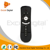 Air mouse remote control for Smart TV