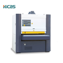 Automatic Thickness Measurement Plywood Sanding Machine For Furniture