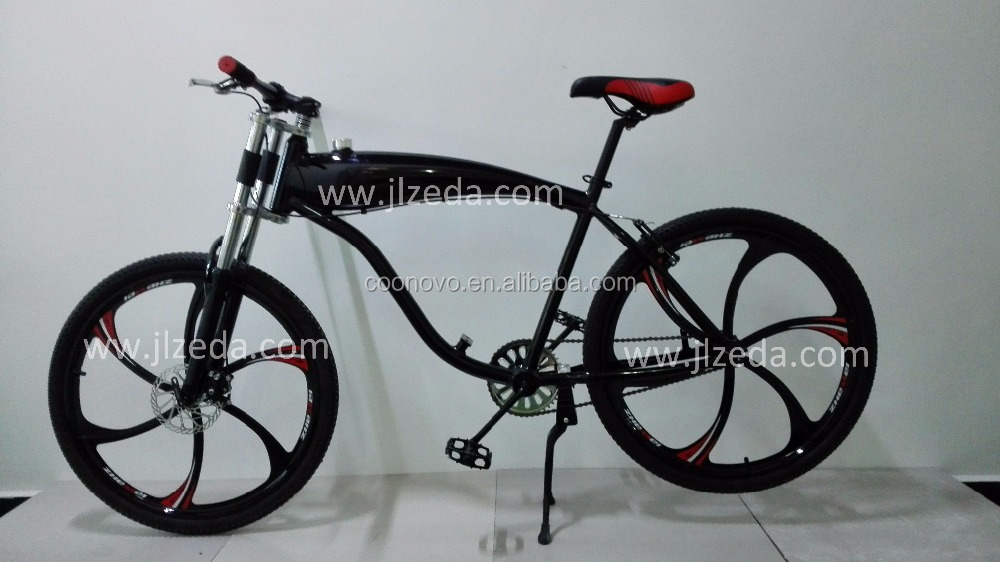 Zeda Angel bike-Motorized <strong>Bicycle</strong> designed for 2 stroke bike engine