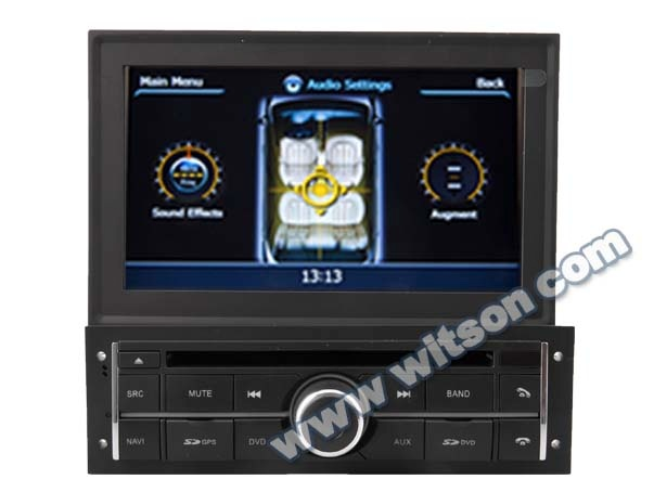 WITSON SPECIAL <strong>CAR</strong> DVD PLAYER WITH GPS FOR <strong>MITSUBISHI</strong> <strong>L200</strong> 2010-2012 WITH A8 CHIPSET DUAL CORE 1080P