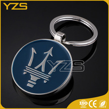 factory custom made keychain with soft enamel and epoxy coated