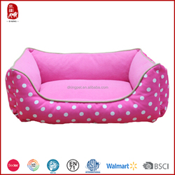 Hot Selling High Quality Plain Pet Beds Dog Wholesale Supply