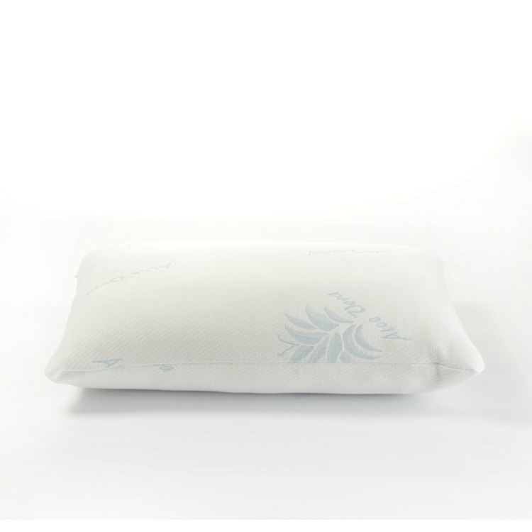 Best Adjustable memory viscoelastic aloe vera cover shredded foam pillow