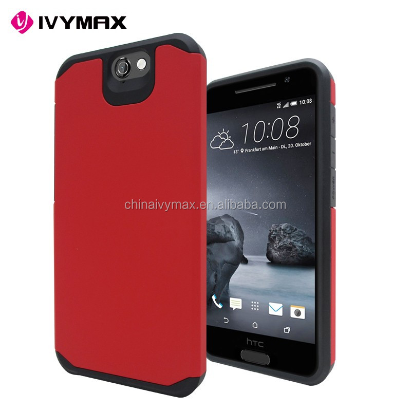 plastic cell phone covers for HTC ONE A9 custom design case