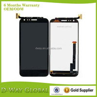 Original lcd display for Asus Padfone II 2 A68 with Glass Touch Screen Digitizer Front Panel assembly