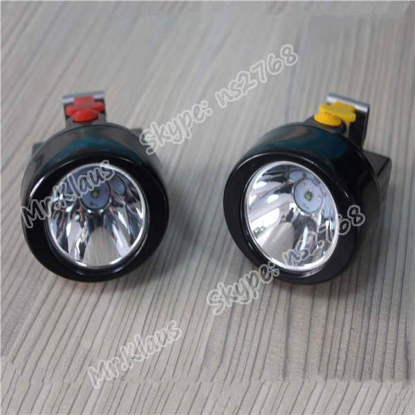 KL2.5LM(A) Mining Cap Lamp/Mini Miner Lamp/Headlamps With Charger