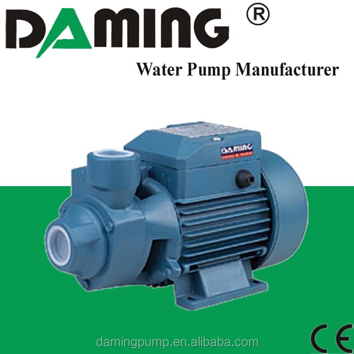 model qb60 domestic water pump