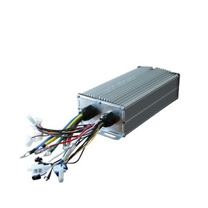 1200W 18tube BLDC electric tricycles dc motor controller