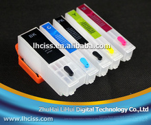 LIFEI high quality refillable ink cartridge T2730XL for EPOSN XP-800 XP-610/XP-810 printer