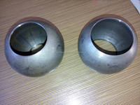 hot selling stainless steel balls with holes