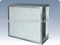 HEPA filter (High Efficiency Particulate Air filter)