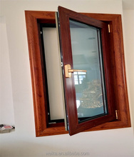 Australian style windows and doors tilt&turn aluminum pvc window and door