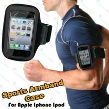 Sports Armband Case For Apple Iphone 4 4G Ipod Itouch