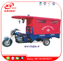 China Gasoline Engine New Tuk Tuk passenger and cargo 3-wheel Motorcycle Tricycle For Adult