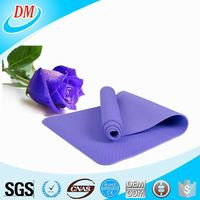 183*61*0.4 Wholesale High quality Eco-Friendly 100% TPE Yoga Mat