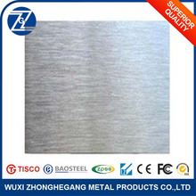 316l 304 types of iron coil hairline finish stainless steel sheet