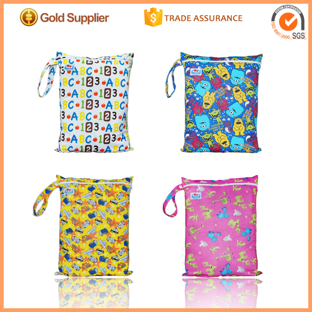 2016 Newest Designs Patterns Diaper Bag