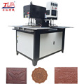 Full automatic 3d silicone forming machine for printing clothes
