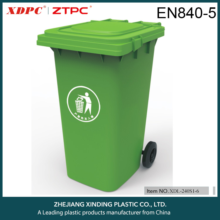 Made In China Various color Leather Trash Bin