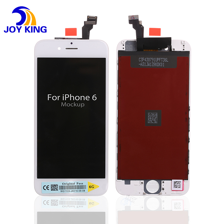 Mobile phones display for apple iphone 6 lcd , unlocked lcd for iphone 6 lcd