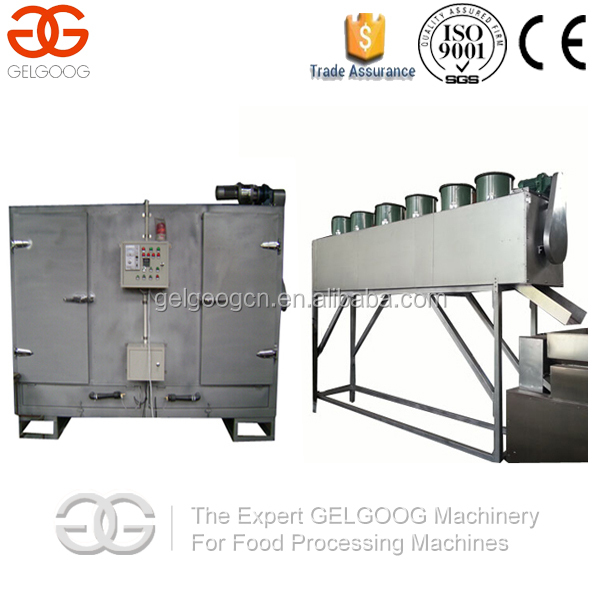 500kg/h Tahini Paste Processing Line/Groundnut Butter Paste Machine