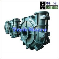 AH series fly ash centrifugal slurry pump