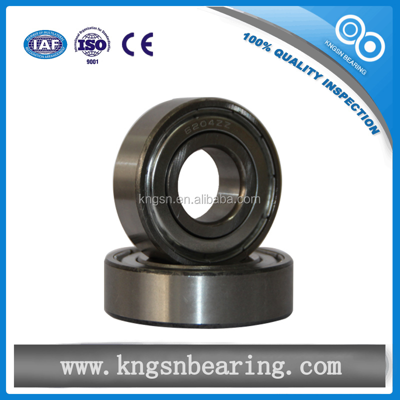 Motorcycles deep groove ball bearing 6300 series made in china