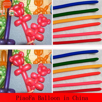 factory outlets balloons children playing animal twist long magic natural latex balloon